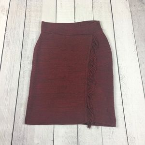 Maeve Arnhem Knit Sweater Skirt Size XS